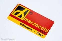 Sticker: MARZOCCHI [yellow]