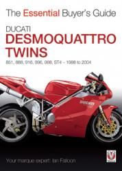 The Essential Buyer's Guide:  Ducati Desmoquattro Twins