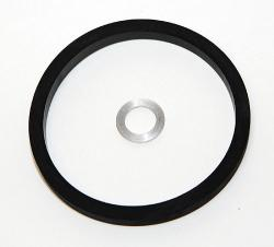 Oil Filter Cover Crush Washer & Seal Kit - 860/900cc Bevel Drive Twins