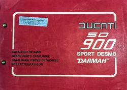 Parts Catalog - SD900 Darmah