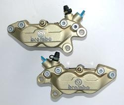 Brake Caliper - Brembo 30/34 Goldline Caliper Pair - 40mm Spacing