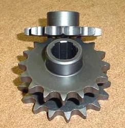 Front Sprocket 428 Chain Size - All Ducati Singles - 12 Through 17 teeth