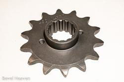 Front Sprocket - 520 - 14T - Monsters, 916/996/998, 851, 888, 906 paso, [also fits DS1000]