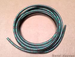 Ignition Wire - Green Vintage Style