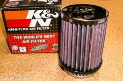 K&N Air Filter - 52mm PHM