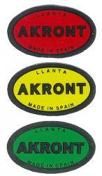 Sticker: AKRONT