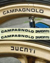 Campagnolo - Ducati [2 pairs]