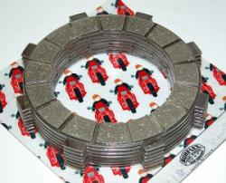 SURFLEX Clutch Kit - Friction Plates Only / Singles