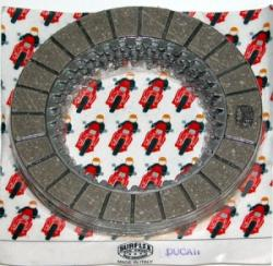 SURFLEX Clutch Kit - Friction Plates Only - 750/860/900 Ducati Beveldrive