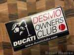 Sticker - Desmo Owner Club