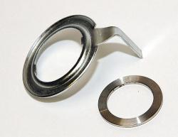 Tab Washer - Speedometer Drive + Stainless Spacer Kit - Bevel Drive Twins