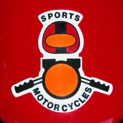 Sticker: Sports Motorcycles