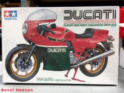 Tamiya 1/12th Ducati MHR Model - Sealed Box