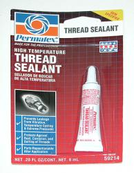 Thread Sealant - for fuel taps, brakes etc
