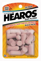 Ear Protection - HEAROS - 20 pair Package