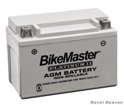 Battery - MS12-14-BS AGM - Kick Start Bevel Drive Twins