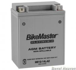 Battery - MS12-14L-A2 AGM - Pantah, 750F1 etc