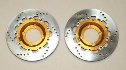 280mm 4 Bolt Rotor Set - EBC Pro-Lite, 80mm ID, 280mm OD, 33mm Offset - fits early 900SS, 750GT/Sport etc etc