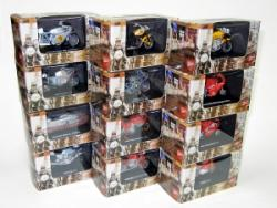 Ducati Vintage 1:32 Model Collection - 12 piece set