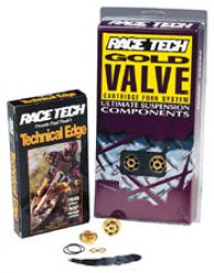 Race Tech G2-R Gold Valve Cartridge Fork System + Installation Video