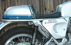 "Trim, 112"" Seat/Side Panels 900SS"