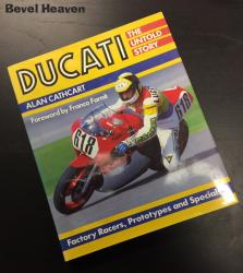 DUCATI The Untold Story By Alan Cathcart