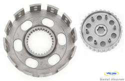 Clutch Basket & Hub Kit - Dry Clutch MHR & Mille' S2/MHR