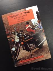 Ducati V-Twins Bevel-Drive Models 1971-1986 By Roy Bacon