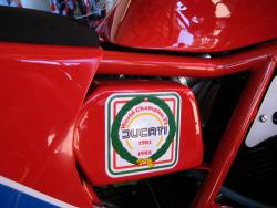 Sticker: F2 World Champion 81-82