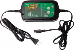 6V-12V Smart 4 Amp Battery Charger
