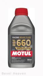 Brake FLuid - MOTUL RBF660