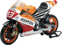1:12 Diecast Model Mark Marquez Repsol Honda 2014