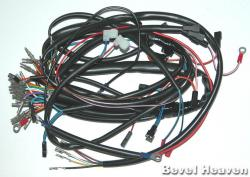 Wire Harness - 900SS from 1978 & 900 MHR to 1982